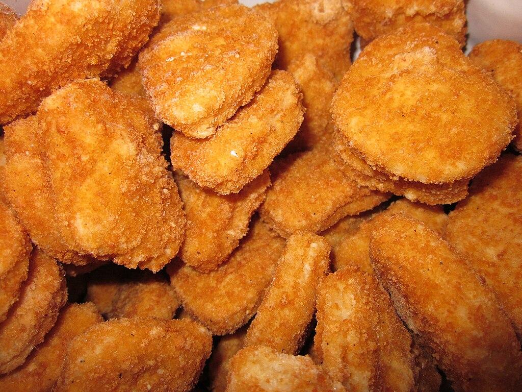 Chicken Nugget Food Truck Tampa