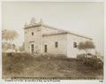 Fotografi på kapell på Karmelberget - Hallwylska museet - 104233.tif