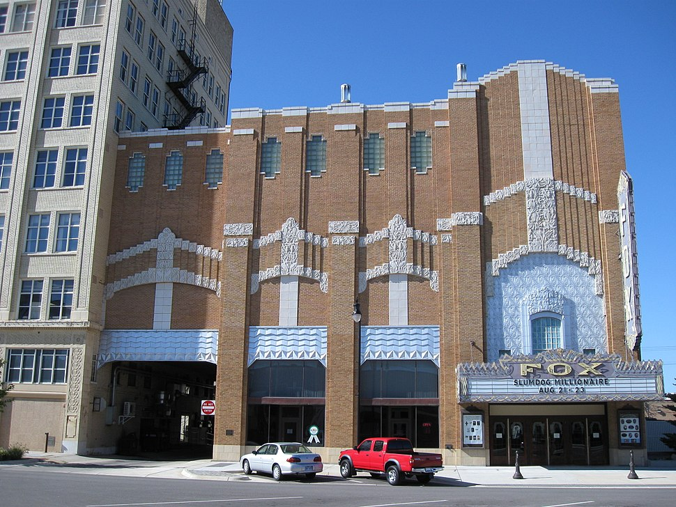 Fox Theater, Hutchinson, KS