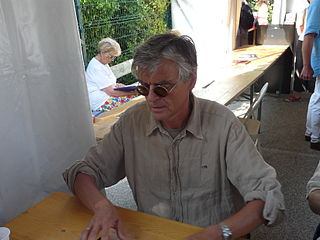 François Schuiten Belgian comic book artist