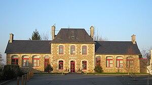 Hambye - Town hall