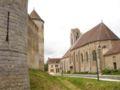 France - Blandy-les-Tours - Château et eglise2.jpg