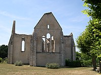 France Loiret Yevre-le-Chatel Eglise Saint-Lubin 02.JPG