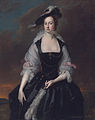 Frances Courtenay, wife of William Courtenay, 1st Viscount Courtenay by Thomas Hudson.jpg