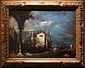 Francesco guardi, capriccio con rovine presso una laguna, 1780 ca.jpg