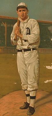Frank Baker Baseball Card