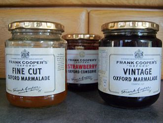 Frank Cooper's - Three jars of Frank Cooper's products
