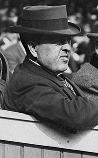 Frank J. Farrell American baseball executive