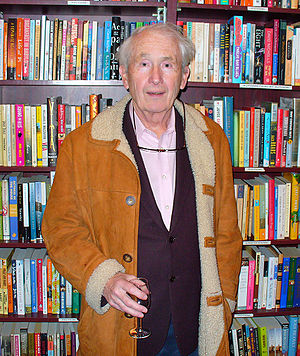Frank McCourt at New York City's Housing Works...
