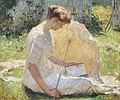 Frank weston benson the reader.jpg