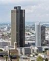 Frankfurt Am Main-Tower 185-Ansicht vom Deutsche-Bank-Hochhaus-20130525.jpg