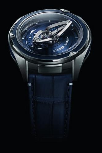 Ulysse Nardin - A Freak wristwatch