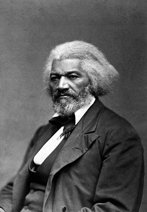 Frederick Douglass (circa 1879)