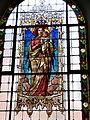 Freistadt Pfarrkirche - Fenster 3 Madonna.jpg