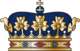 French heraldic crowns - Napoleonic Prince Souverain.png