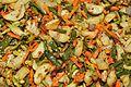 Fried Vegetables - Kolkata 2011-09-22 5650.JPG