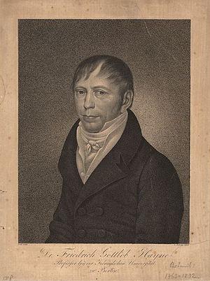 Friedrich Gottlob Hayne cover