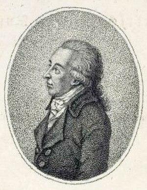 Friedrich Wilhelm Rust - Image: Friedrich Wilhelm Rust by Joseph Friedrich August Schall
