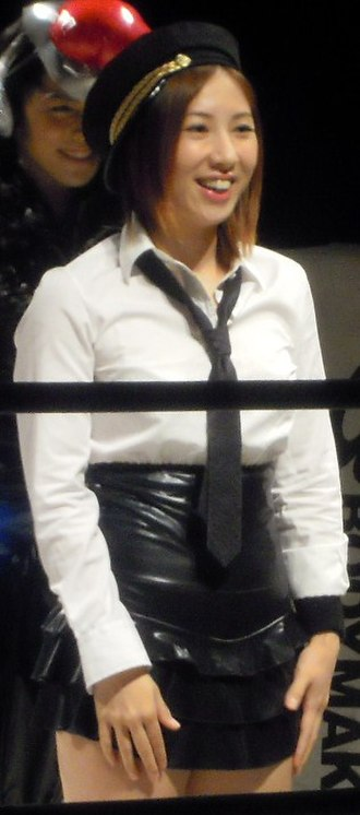 World Wonder Ring Stardom - Fuka, the General Manager of Stardom