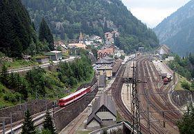Göschenen Bahnhof