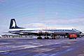 G-AWGT Canadair CL-44-D-4 Tradewinds Aws LGW 09MAY69 (6806257161).jpg