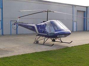 Enstrom Helicopter Corporation - 1973 model F-28A