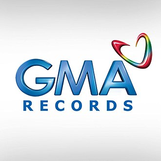 GMA Music - Logo used as GMA Records from 2014 to 2019.