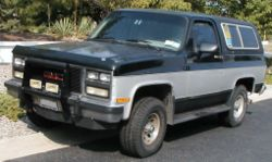 GMC K5 Jimmy