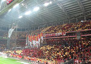 Beşiktaş–Galatasaray rivalry - Galatasaray fans