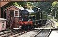 GWR 0-6-0 No 3205 at Buckfastleigh (29857248356).jpg