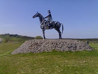 Hugh Roe ODonnell Irish nobleman of the Tudor era