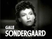 Gale Sondergaard in Dramatic School trailer.JPG