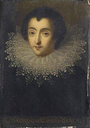 Dame d'atour - Leonora Dori Galigaï