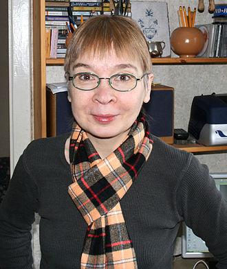 Galina Kakovkina - Image: Galina Kakovkina