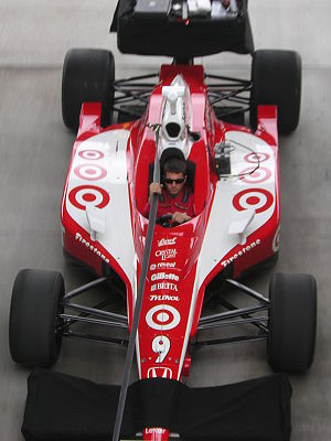 Chip Ganassi Racing - Ganassi's No. 9 car preparing for practice