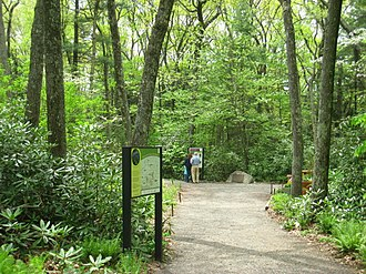 Framingham, Massachusetts - Garden in the Woods
