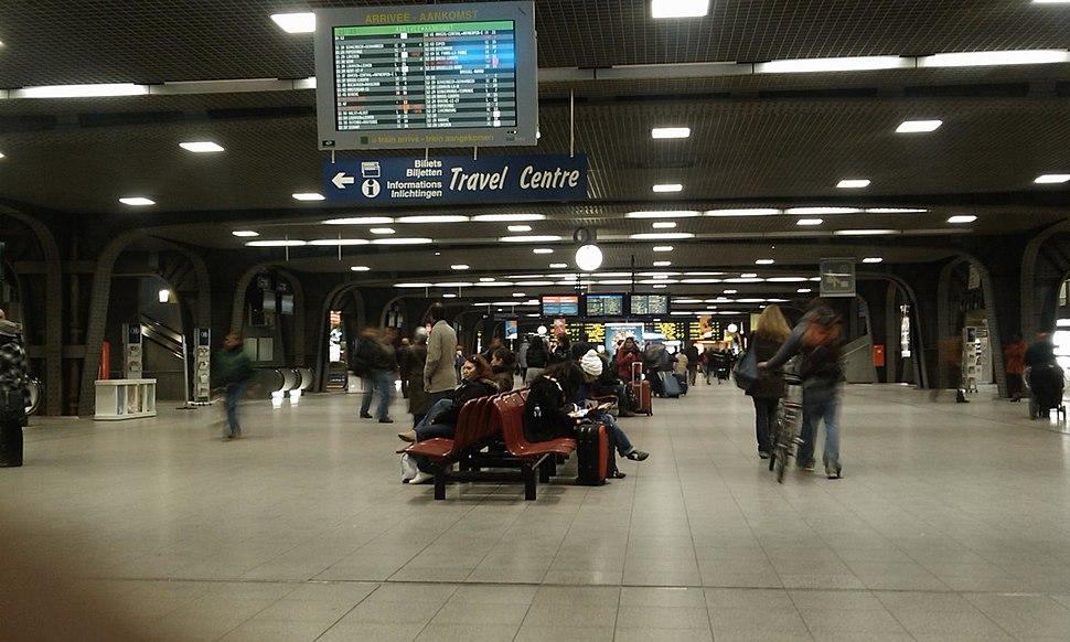 Gare de Bruxelles-Midi Station Brussel-Zuid