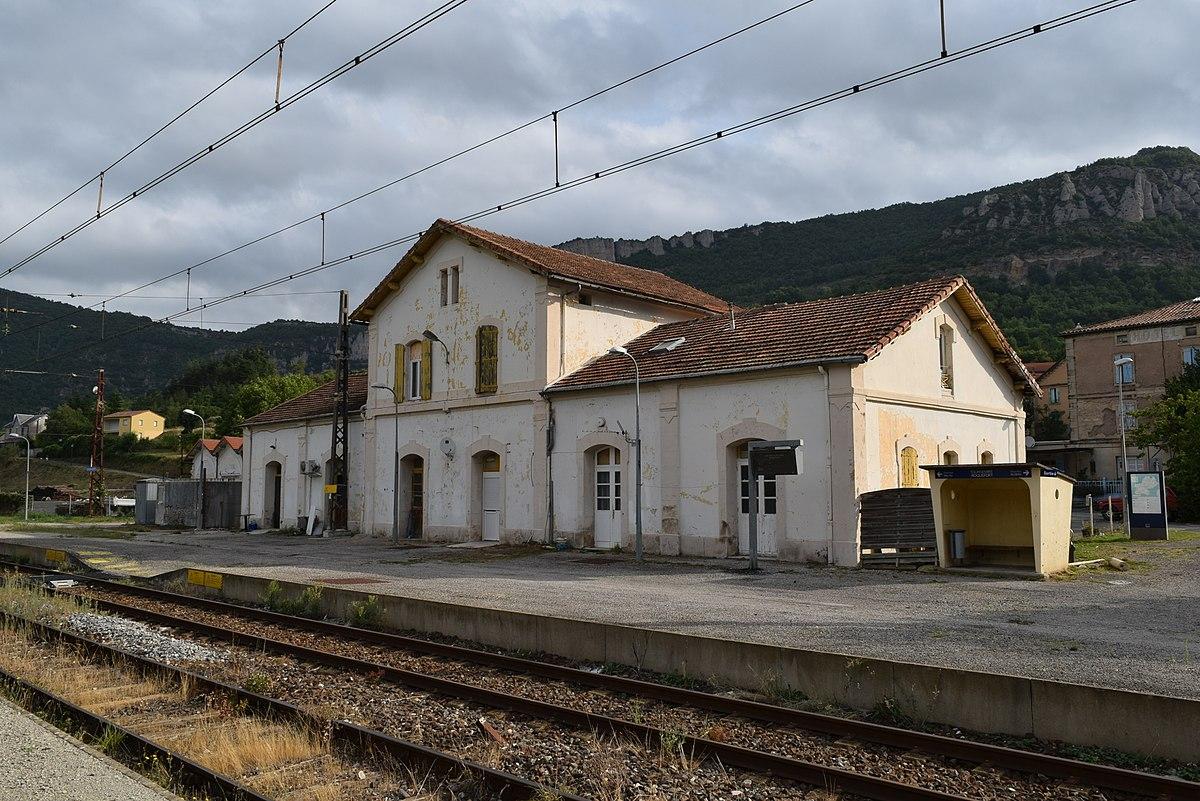 Gare De Tournemire