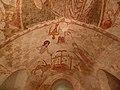 Gargilesse-Dampierre (36) Église Saint-Laurent et Notre-Dame Crypte Fresques 11.JPG