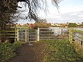 Gates by the River Dee - geograph.org.uk - 1126093.jpg