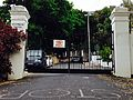 Gateway and walls, St Cyprian's School, Belmont Avenue, Oranjezicht, Cape Town.jpg