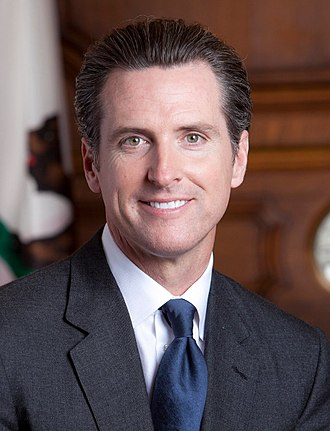 2018 California gubernatorial election - Image: Gavin Newsom official photo (cropped 2)