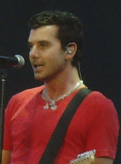 Gavin Rossdale at NOVA ROCK 2008}
