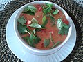 Gazpacho adorned with herbs.jpg
