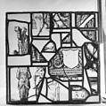 Gebrandschilderd venster (van de noorder dwarsarm) Collectie Centraal Museum Utrecht. - Utrecht - 20233215 - RCE.jpg