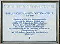 Gedenktafel Finckensteinallee 63-87 (Lichtf) Preussische Hauptkadettenanstalt.JPG