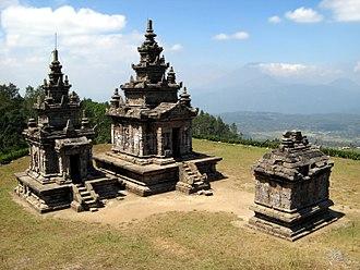 Gedong Songo - Image: Gedong Songo III, 1211