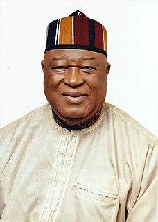 Barnabas Andyar Gemade Nigerian politician