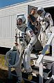 Gemini 12 Aldrin and Lovell walkout.jpg