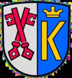 Wappen der gemeinde Genderkingen